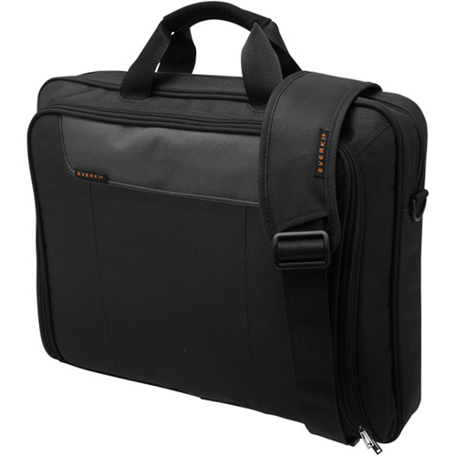 "Everki Advance Laptop Bag / Briefcase, fits up to 16"" (EKB407NCH)"