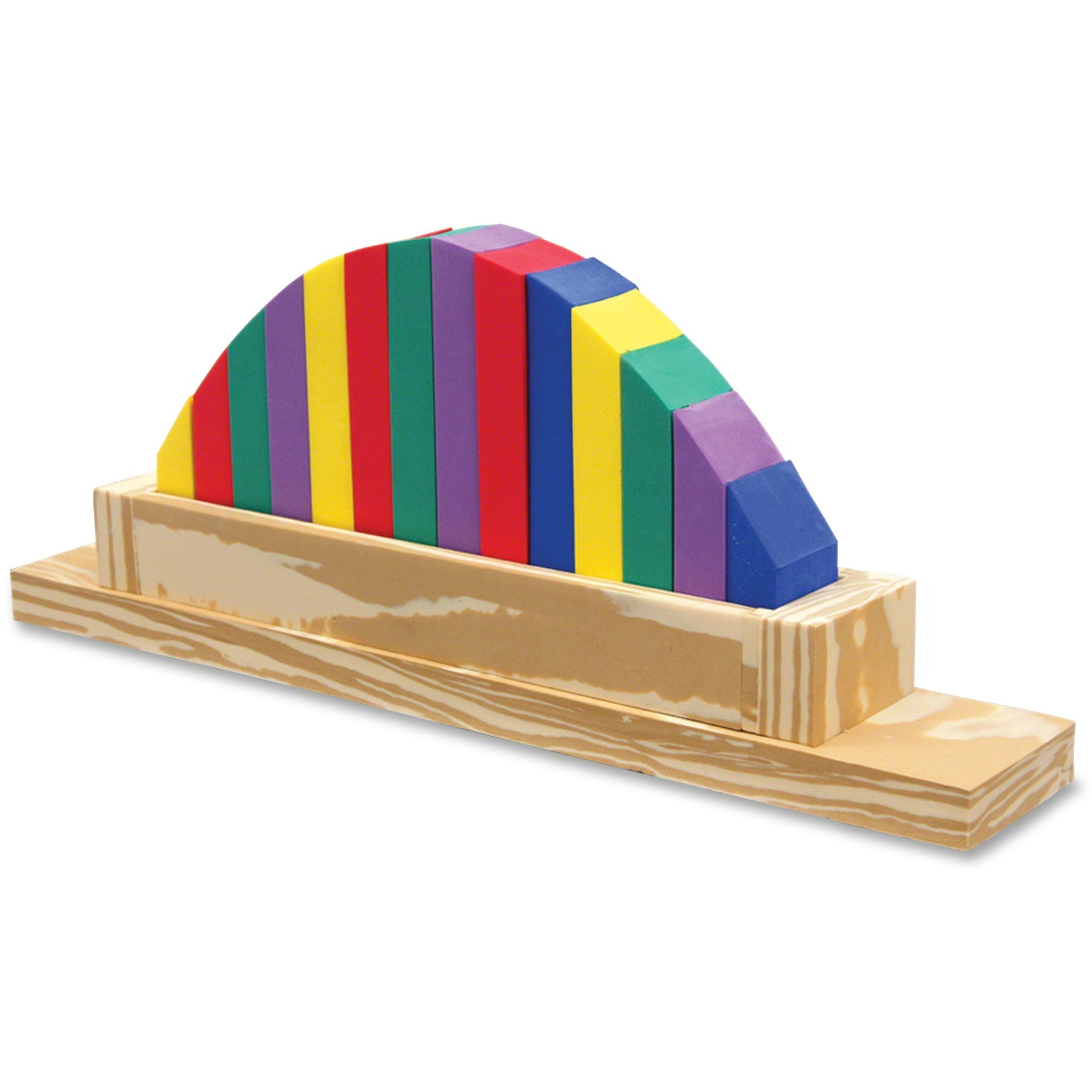 Creativity Street, CKC3862, Half Moon Sorter, 1 Each, Assorted