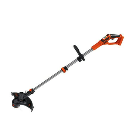 BLACK+DECKER LST136B 40V MAX* Lithium High Performance String Trimmer with Power Command (Bare Tool)