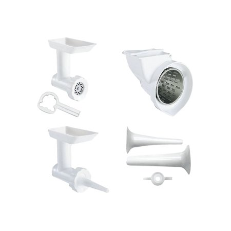 Kitchenaid Kgssa Stand Mixer Attachment Pack 2 With Food