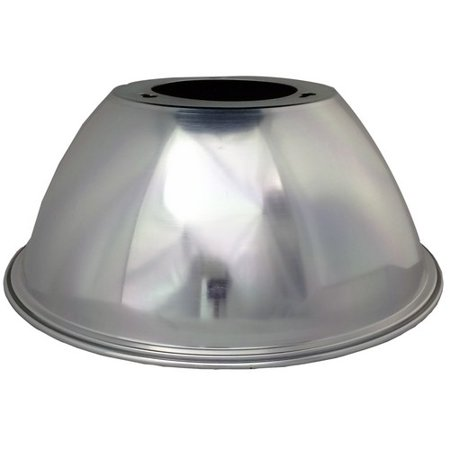 Low Bay Reflector (LED Classic Low-Bay 60o Aluminum Reflector for 50 Watt)