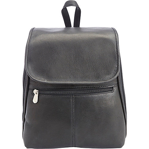 Royce Leather Colombian Leather Tablet/iPad Travel Backpack