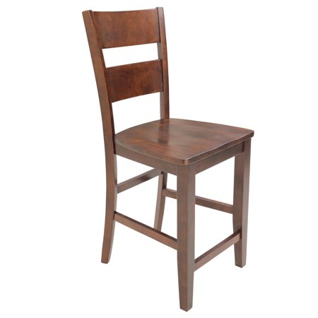 Sturdy dining chairs counter height finish espresso quantity 2 piece - Sturdy dining room chairs ...