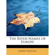The River-Names of Europe