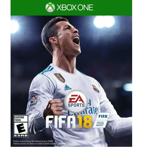 FIFA 18, Electronic Arts, Xbox One, 014633735260 by EA