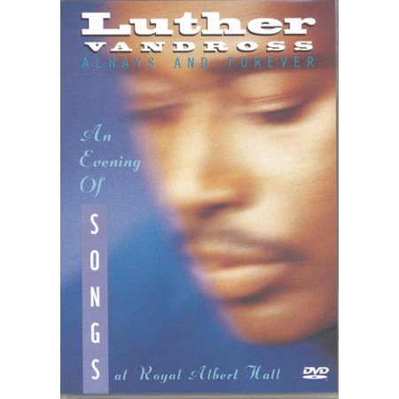 Luther Vandross: Always and Forever: An Evening of Songs at Royal Albert Hall (DVD)