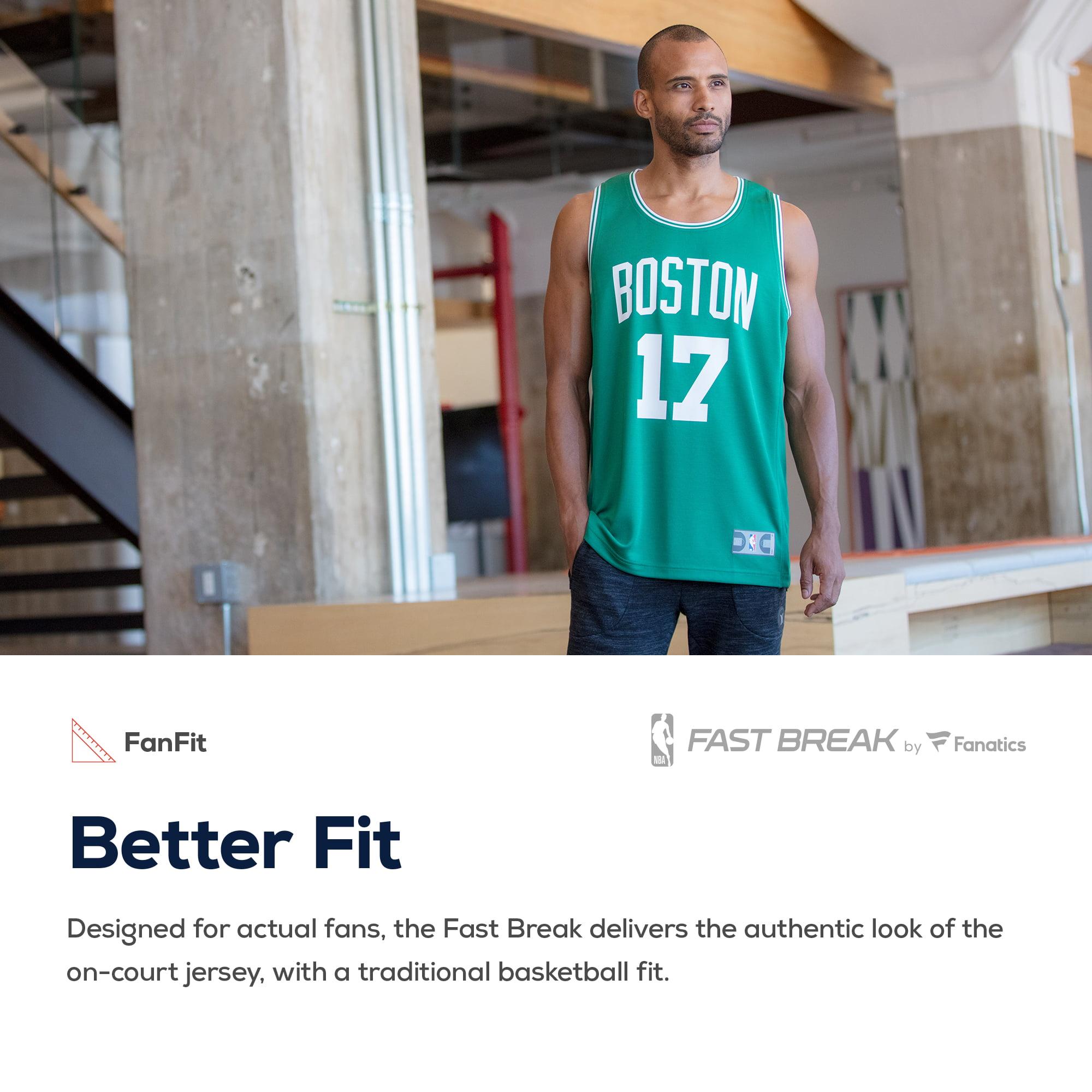 fc7281ca22b Gordon Hayward Boston Celtics Fanatics Branded Youth Fast Break Jersey - Statement  Edition - Black - Walmart.com