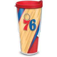 NBA Philadelphia 76ers Court 24 oz Tumbler with lid