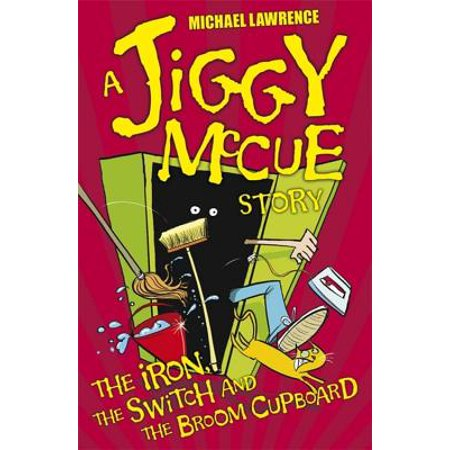 Swatch Irony Lady - Jiggy McCue : The Iron, the Switch and the Broom Cupboard