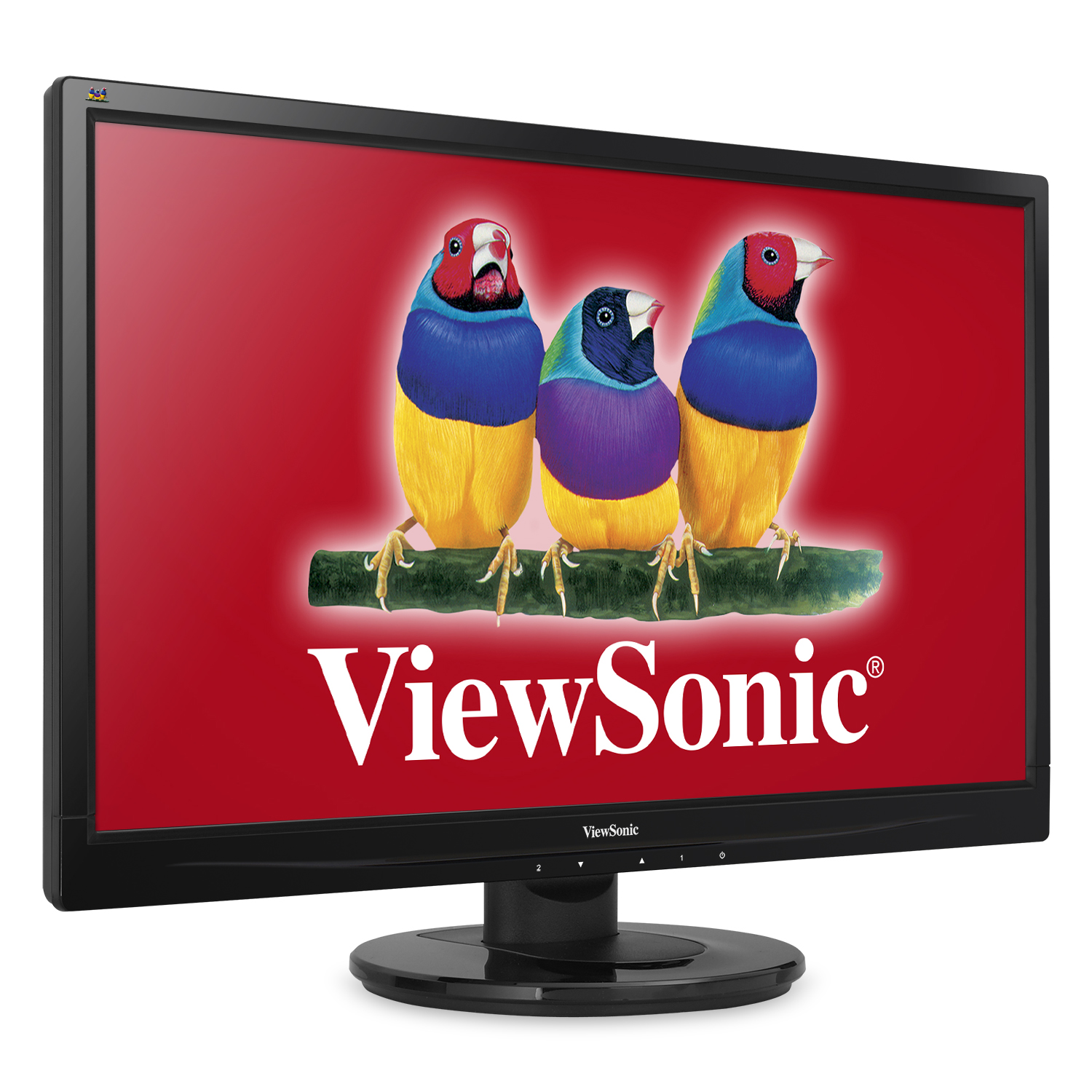 "Refurbished 27"" Viewsonic VA15457 DVI/VGA 1080p Widescreen LED LCD Monitor w/HDCP Support"