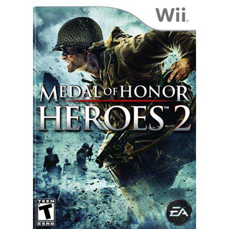Medal of Honor: Heroes 2 (Wii) (Medal Of Honor 2010 Walkthrough Part 1)