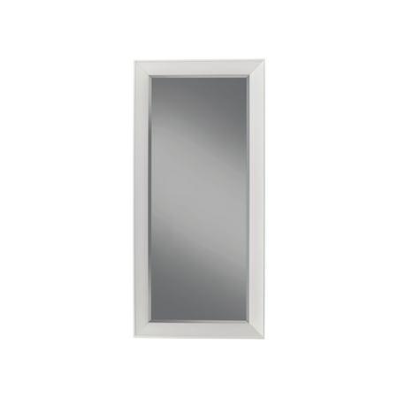 Sandberg Furniture Contemporary White Full Length 65