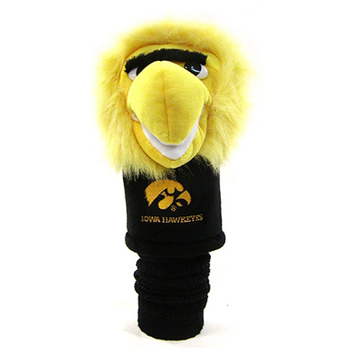 Team Golf NCAA Iowa Mascot Head Cover by Generic