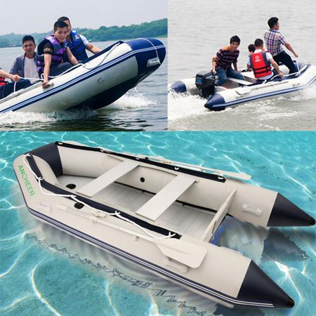 Hascon dinghy 15hp 6 person fishing boat 3 for 4 person fishing boat