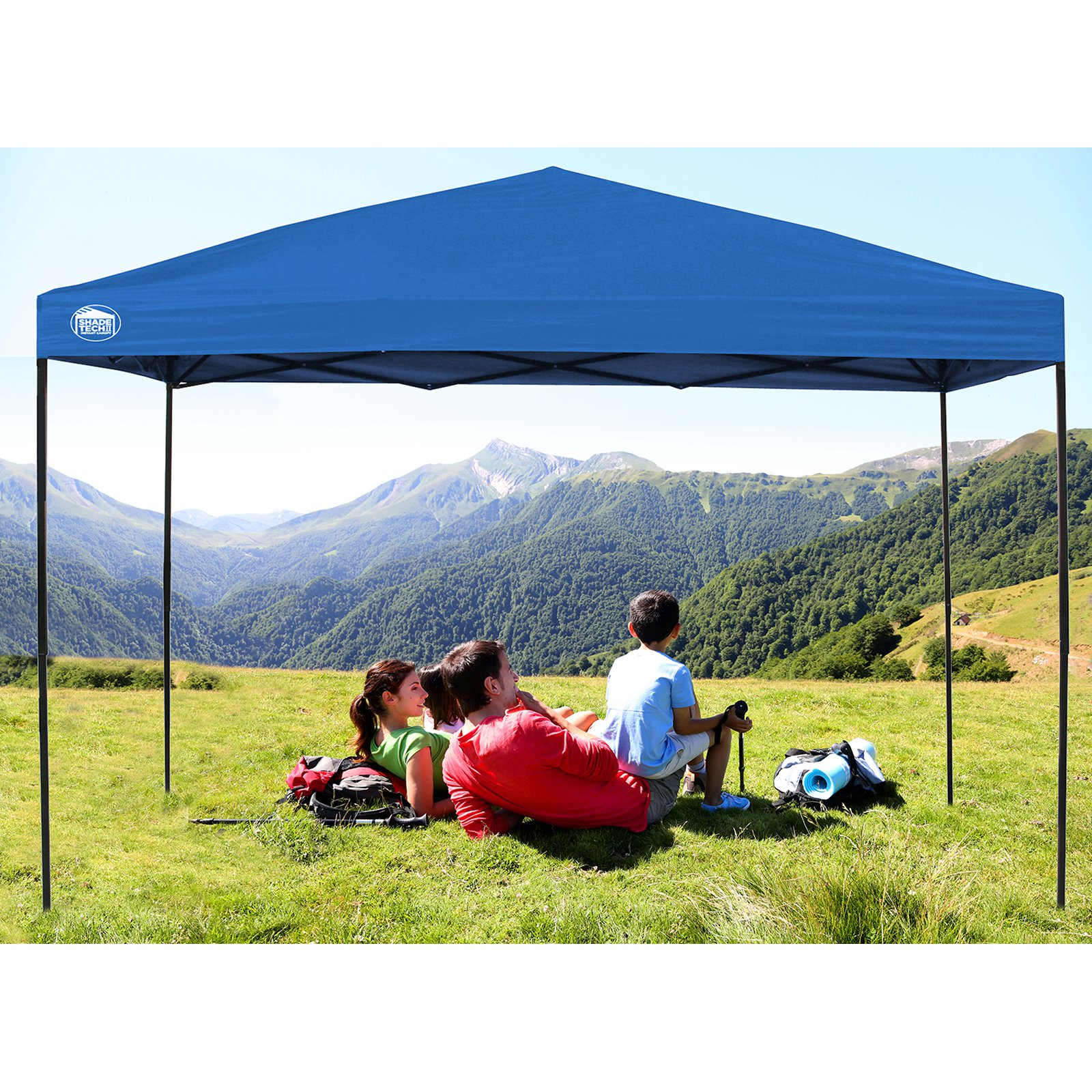 Shade Tech II ST100 10 x 10 ft. Instant Canopy  sc 1 st  Walmart & Shade Tech II ST100 10 x 10 ft. Instant Canopy - Walmart.com