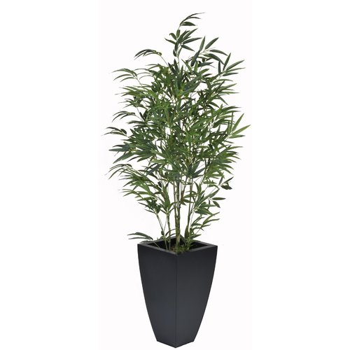 House Of Silk Flowers Inc Bamboo Floor Plant In Planter Walmart Com