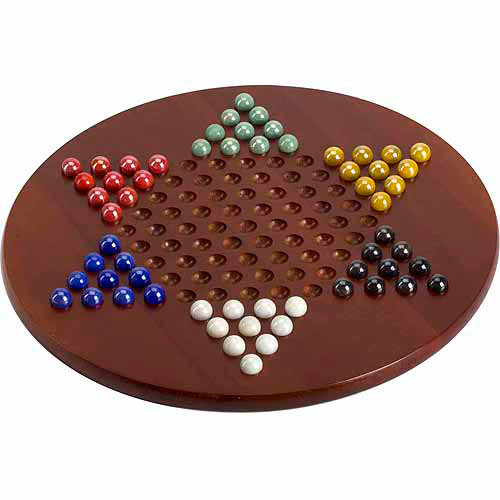 "CHH 15"" Jumbo Chinese Checkers with Marbles"
