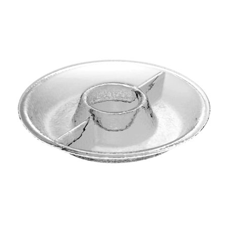 Life Happens - Plastic Chip and Dip Tray (Dip Tray)