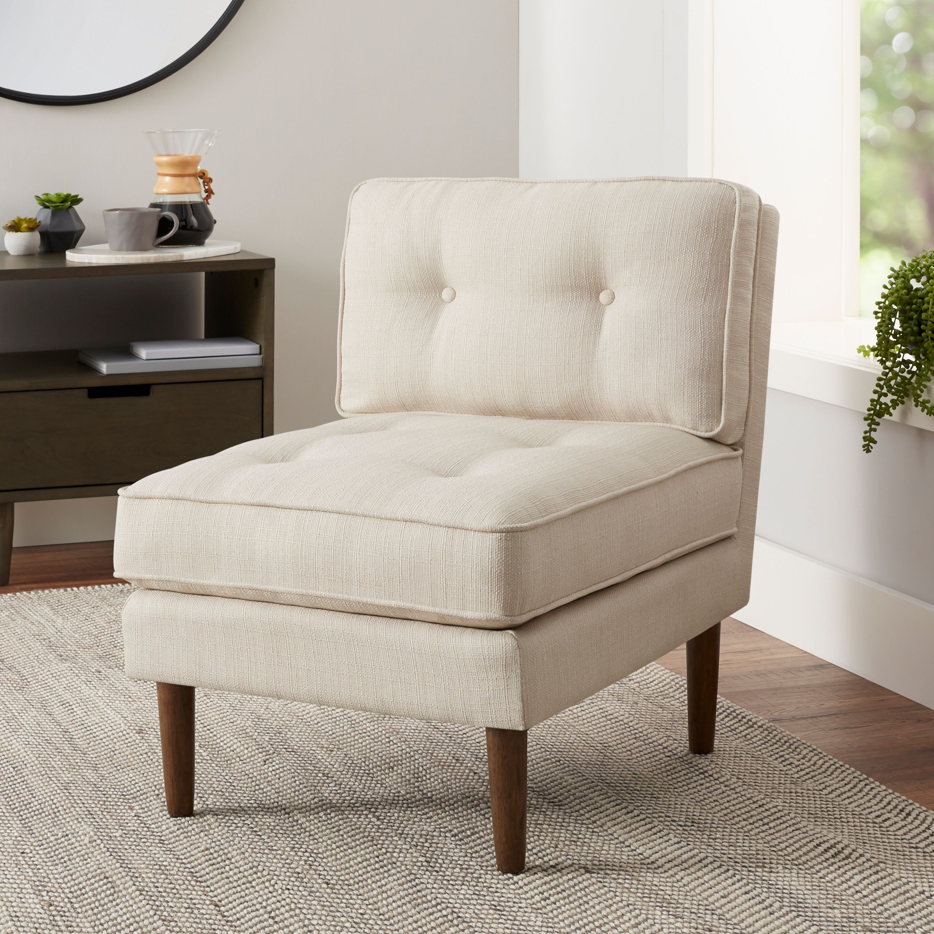 Better Homes & Gardens Colton Accent Chair, Multiple Colors