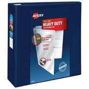 "Avery 4"" Heavy Duty View Binder, One-Touch EZD Ring, 780 Sheets"