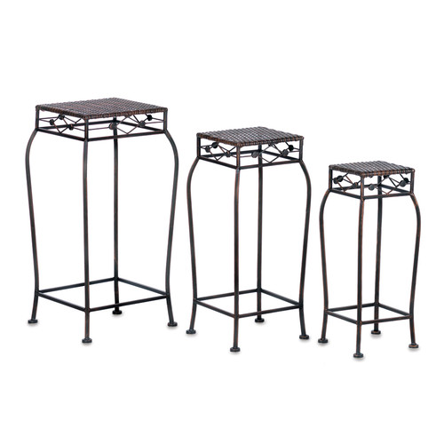 Home Locomotion French Market Planter Stands