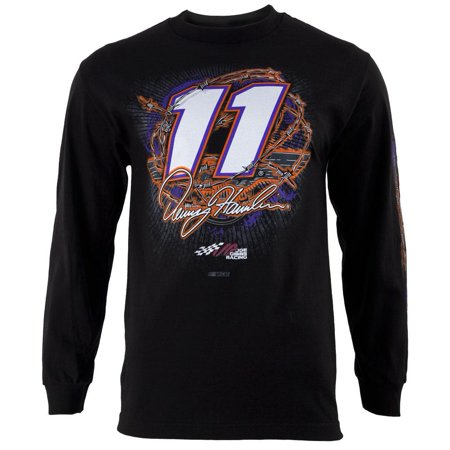 Denny Hamlin   11 Gear Up Adult Long Sleeve T Shirt
