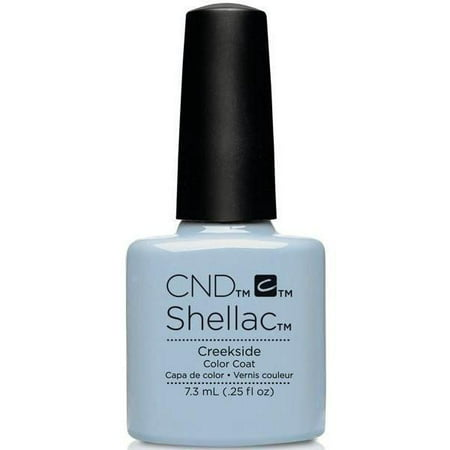 CND Creative Nail Design SHELLAC Gel Polish .25oz/7.3mL - Creekside - Shellac Nail Art Halloween