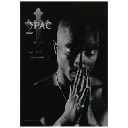 zur Freigabe auswählen exklusives Sortiment am besten auswählen Tupac - Only God Can Judge Tapestry