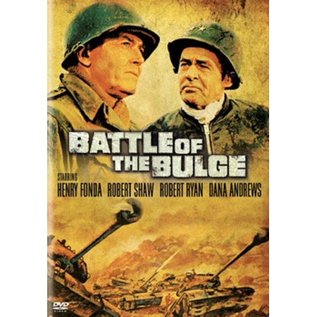 Battle Of The Bulge (DVD) (The Outcome Of The Battle Of Saratoga)