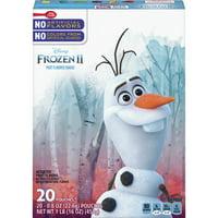 Disney Frozen Fruit Snacks 20 pouches