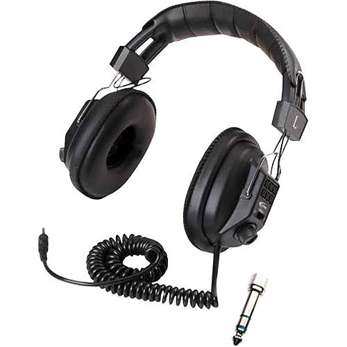 Ergoguys Califone Switchable Headphones, 3068A-V