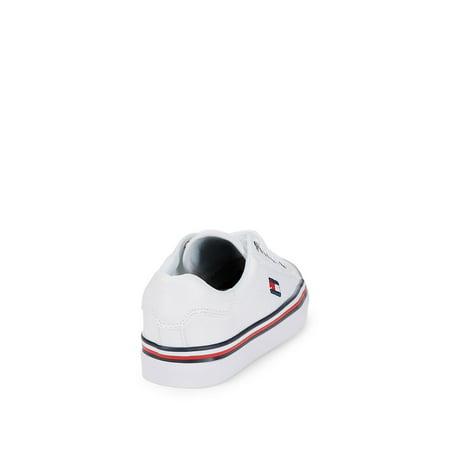 3bd0de8b Tommy Hilfiger - Logo Low-Top Sneakers - Walmart.com