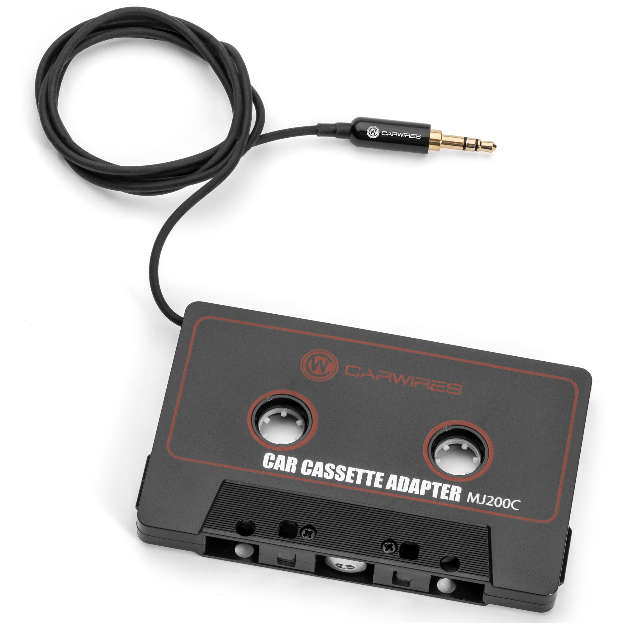 Carwires MJ200C Premium Car Cassette Adapter