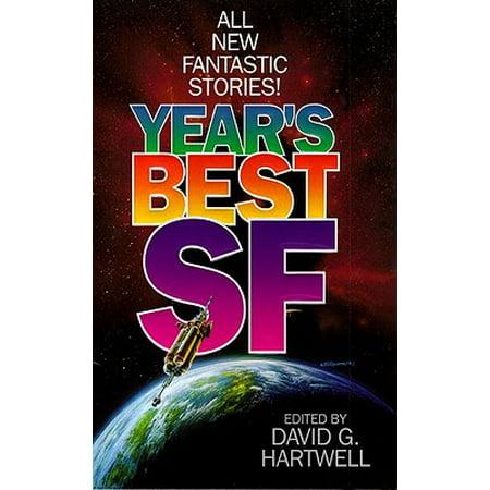 Year's Best SF - eBook