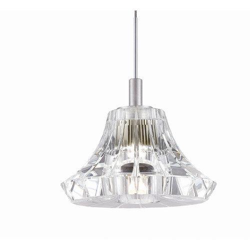 Philips Forecast Lighting 5.5'' Liz Crystal Pendant Bell Shade