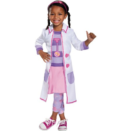 Doc McStuffins Toy Hospital Girls Child Halloween Costume