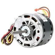 GENTEQ 5KCP39FGM433S Motor,PSC,1/4 HP,1075,208-230V,48YZ,OAO