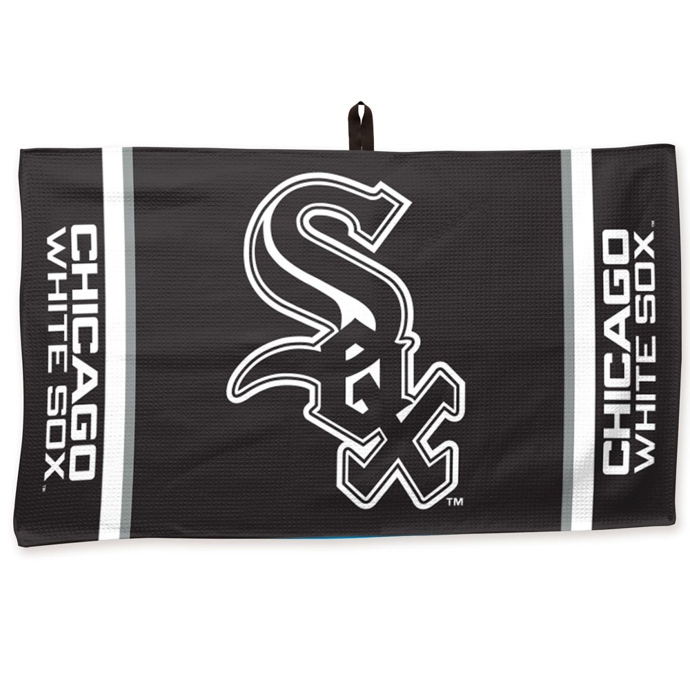 "Chicago White Sox WinCraft 14"" x 24"" Waffle Towel - No Size"