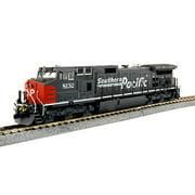 Kato USA Model Train Products #8132 HO Scale Southern Pacific Train