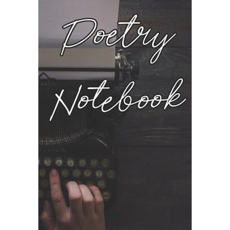 Halloween Slam Poem (Poetry Notebook: Records Your Poems, Ideas, Themes, Words, Slam, Rap and Spoken Word)