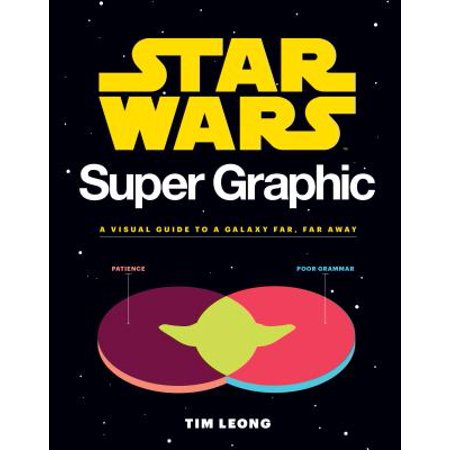 Star Wars Super Graphic : A Visual Guide to a Galaxy Far, Far Away