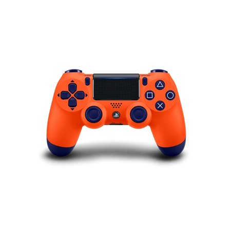 Sony PlayStation 4, DualShock 4 Controller, Sunset Orange, 3003241