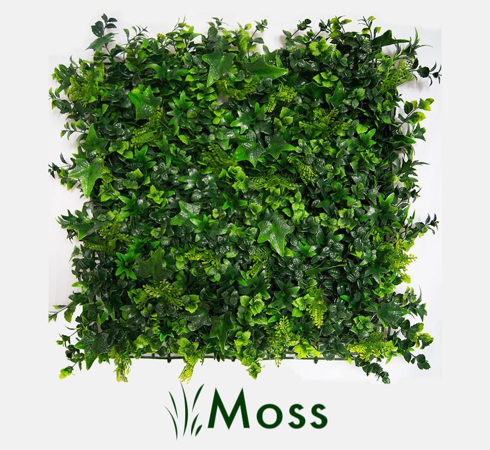 Artificial Moss Wall Panels