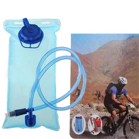 2 5L   3L Mouth Water Bladder Bag Hydration For Cycling Camping Hiking Climbing 2 5L Blue Color