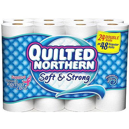 Quilted Northern Ultra Soft & Strong Double Roll Toilet Paper, 190 ... : quilted toilet paper - Adamdwight.com