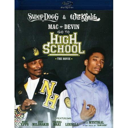 Mac And Devin Go To High School  Blu Ray