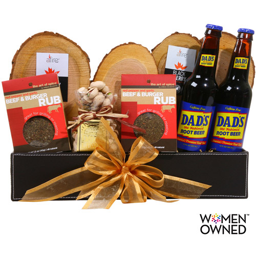 Alder Creek Gourmet Grilling for Dad Father's Day Gift Basket