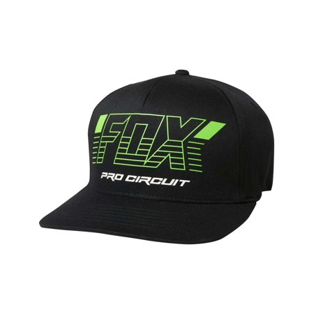 Fox Racing Men's Fox Pro Circuit Flexfit -