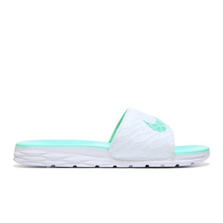 ac19f5100dde Nike - Nike Women s BENASSI SOLARSOFT Slide Sandal - Walmart.com
