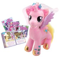 My Little Pony Princess Cadance Animated Storyteller Plush